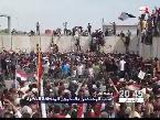 العرب اليوم - بالفيديو مئات المحتجين يقتحمون البرلمان والمنطقة الخضراء