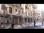 العرب اليوم - معارك حلب دفعت بالحر لإجراء ما يلزم