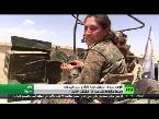 العرب اليوم - قوات سوريا الديمقراطية تحرز تقدمًا داخل منبج