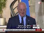 العرب اليوم - بالفيديو تعزيزات عسكرية تركية تدخل مدينة جرابلس السورية