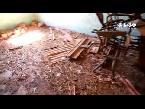 العرب اليوم - بالفيديو ظروف مزرية في مداري ضواحي الحاجب في المغرب