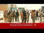 العرب اليوم - شاهد تنظيم داعش يقتحم بلدة الرطبة غربي الأنبار