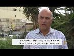 العرب اليوم - شاهد فيديو يوثّق اعتداء جندي إسرائيلي بالضرب على مسن فلسطيني