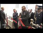 العرب اليوم - الملك المغربي والعاهل الأردني يدشنان إشعاع إفريقيا