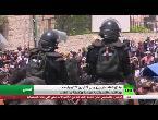 العرب اليوم - شاهد مقتل 3 فلسطينيين وجرح 170 في مواجهات القدس
