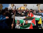 شاهد مواجهات عنيفة في جمعة الغضب بالضفة الغربية وقطاع غزة