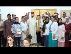 شاهدتدشين مركز صحي وتربوي في إقليم إفران في المغرب