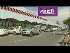 أضرار بسيطة إثر هجوم الحوثيين على برج مراقبة مطار أبها السعودي