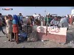 العرب اليوم - بالفيديو: نازحون عراقيون يعانون لدخول بغداد