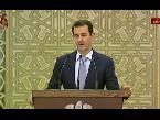 العرب اليوم - شاهد: بشار يصدر مراسيم تشمل مدنًا خارجة عن سيطرته منذ سنوات