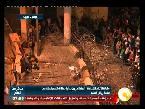 العرب اليوم - شاهد: المتظاهرون اللبنانيون يبدأون بإطلاق المفرقعات
