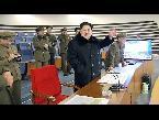 العرب اليوم - شاهد كوريا الشمالية تطلق صاروخًا بعيد المدى