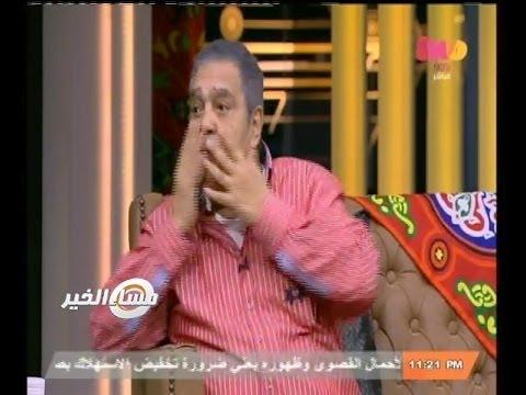 سامي العدل يبكي على الهواء خلال برنامج تلفزيونيّ