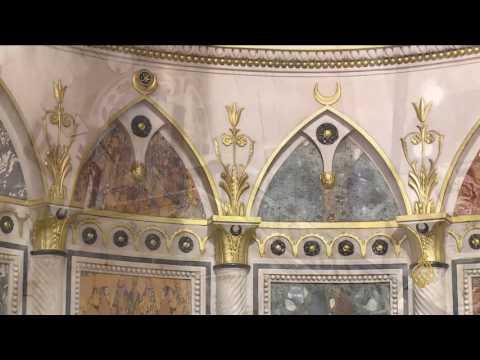العرب اليوم - بالفيديو  جولة داخل جامع صاحب الطابع في العاصمة التونسية