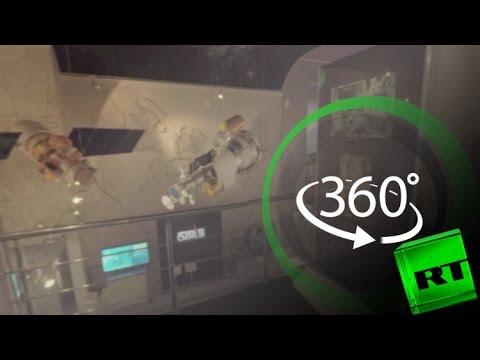 العرب اليوم - جولة في متحف رواد الفضاء بتقنية الـ 360 درجة