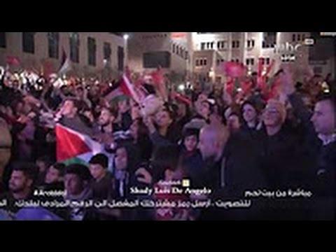 العرب اليوم - شاهد الفائز بلقب محبوب العرب يعقوب شاهين يغني تعلى وتتعمر يا دار