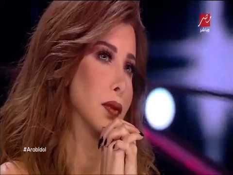 العرب اليوم - شاهد شيرين عبد الوهاب تبكي لجنة التحكيم في أرب أيدول