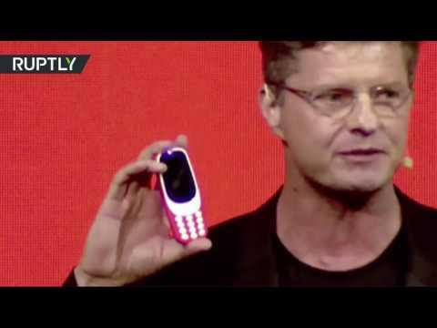 العرب اليوم - شاهد الهاتف الأسطوري نوكيا 3310 الشهير يعود مجددا للأسواق