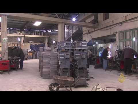 العرب اليوم - ةبالفيديو مدينة رشيا اللبنانية تشتهر بصناعة التدفئة التقليدية