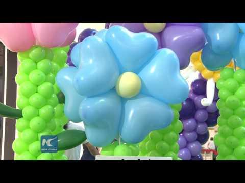 العرب اليوم - شاهد انطلاق مهرجان البالون في تايلاند