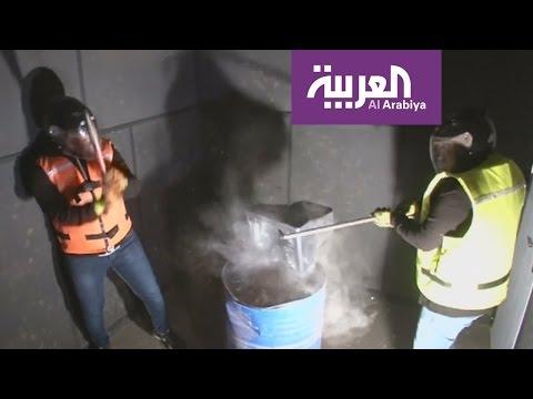 العرب اليوم - شاهد شاب مصري يبتكر فكرة غرفة الغضب