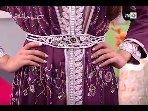العرب اليوم - عرض القفطان المغربي الأصيل