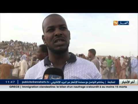 العرب اليوم - بالفيديو  الوعدات الشعبية موروث شعبي متجذر في تمنراست