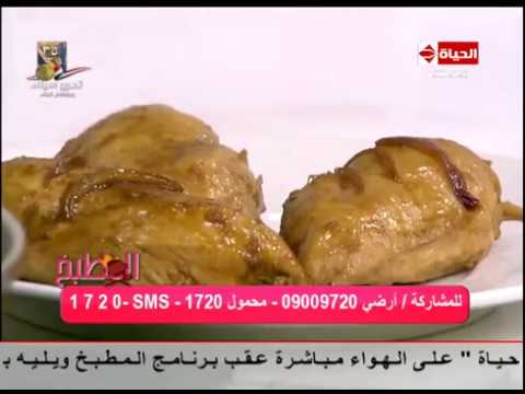 العرب اليوم - بالفيديو طريقة إعداد ومقادير الدجاج بصوص البرتقال