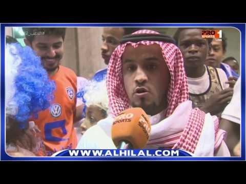 العرب اليوم - شاهد ردود فعل جماهير النصر بعد الفوز على الوحدة