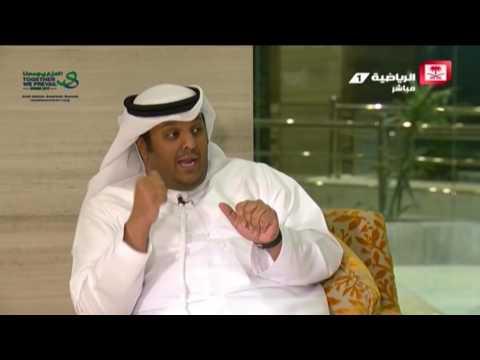 عامر عبدالله يؤكد أن الأهلي دليل الأندية السعودية