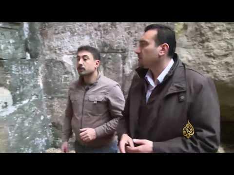 العرب اليوم - شاهد مرسين التركية مدينة الكهوف والمغارات العجيبة