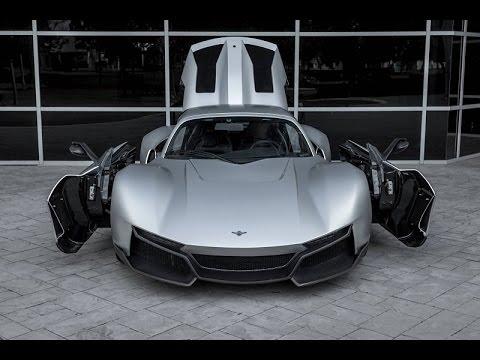 العرب اليوم - شاهد سيارة أميركية خارقة بنصف السعر