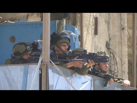 العرب اليوم - بالفيديو مقتل فلسطيني برصاص الجيش الإسرائيلي عند حاجز قرب بيت لحم