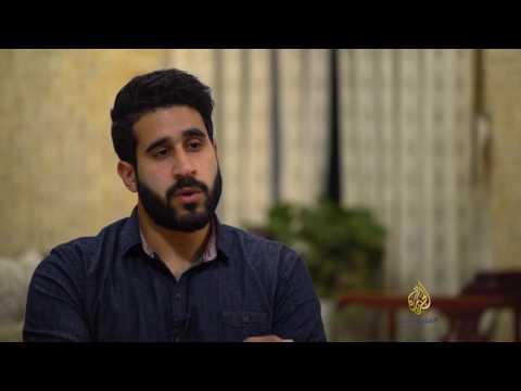 العرب اليوم - شاهد حوار مع العازف المقدسي سامر الراشد