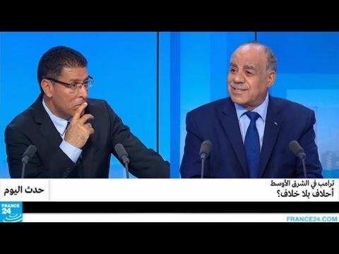 العرب اليوم - شاهد ترامب في جولة في الشرق الأوسط