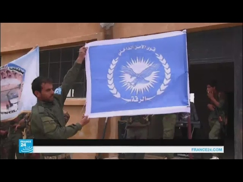 العرب اليوم - شاهد من درب الدفعة الأولى من قوى الأمن الداخلي