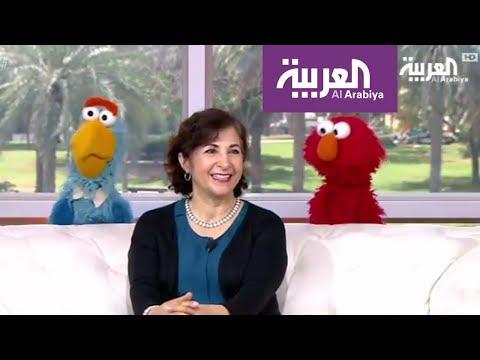 العرب اليوم - شاهد ملسون والمو شخصيات افتح يا سمسم