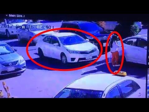 العرب اليوم - فتاة تتعرض لحادث اصطدام مروع بالعراق