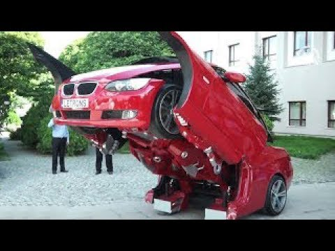 العرب اليوم - 6 سيارات قابلة للتحوّل لن تصدق أنها موجودة بالفعل