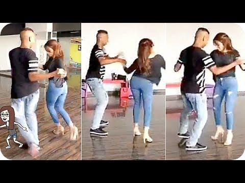 العرب اليوم - شاهد أسيل عمران ترقص السالسا بشكل رهيب