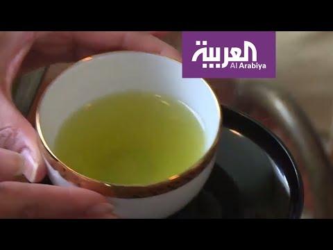 العرب اليوم - صالونات الشاي الياباني ضمن طقوسٍ خاصة
