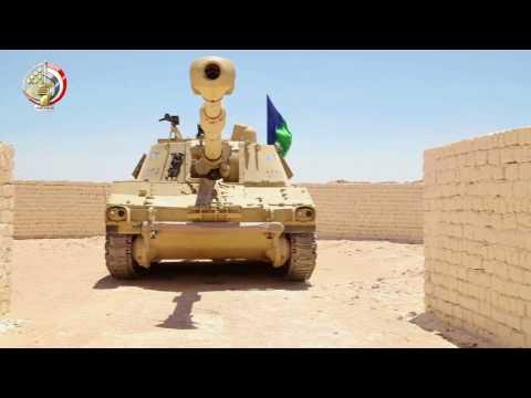 العرب اليوم - شاهد فيلم عن قاعدة محمد نجيب العسكرية