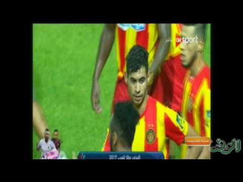 العرب اليوم - فرحة لاعبي الترجي التونسي بعد هدف الفوز