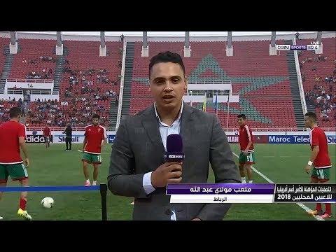 العرب اليوم - أستوديو تحليلي لما قبل مباراة منتخب المغرب مع نظيره المصري