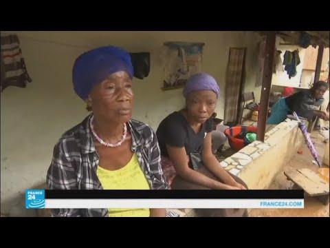 العرب اليوم - أهالي سيراليون يحاولون إيجاد المفقودين من أسرهم