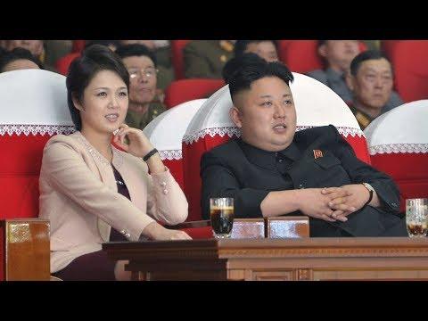 العرب اليوم - شاهد سر اختفاء زوجة زعيم كوريا الشمالية بعد حملها الثالث