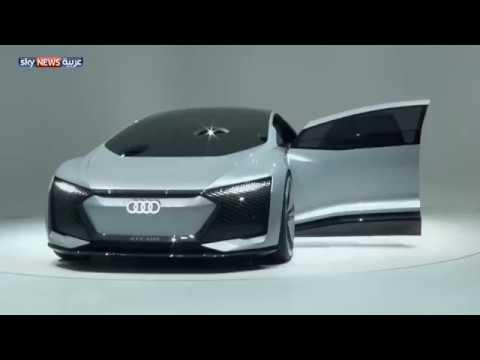 العرب اليوم - شاهد تصاميم مذهلة في معرض فرانكفورت للسيارات