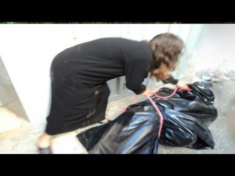 العرب اليوم - شاهد رد فعل سيدة اكتشفت أن زوجها له علاقة محرمة مع فتاة