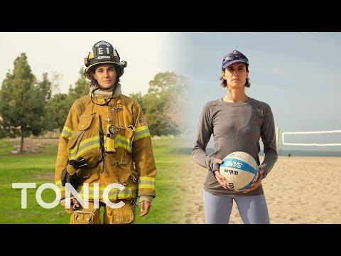 العرب اليوم - شاهد  تعرف على امرأة الإطفاء الأشهر في العالم