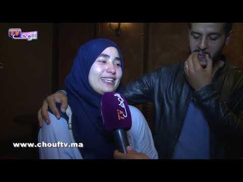 ابنة الممثلة زهيرة صديق تبكي بعد مبادرة سعيد الناصري
